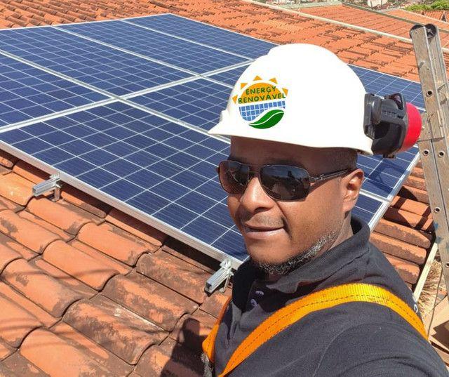 Sistema de energia solar- livre de contas de energia  - Foto 2
