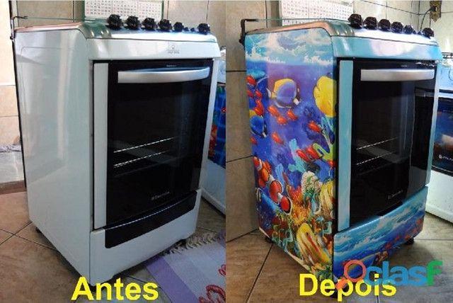 Envelopamento de fogão - Foto 3