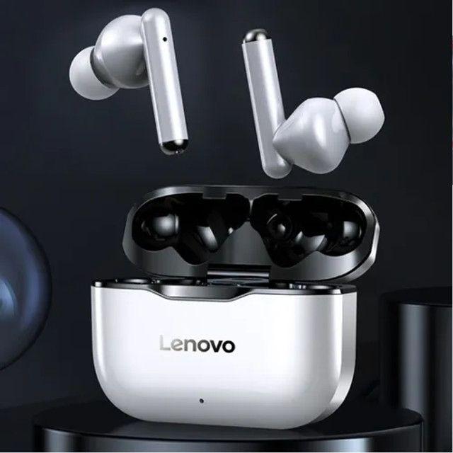 Fone De Ouvido Lenovo LP1 TWS Bluetooth - Lacrado - Foto 2