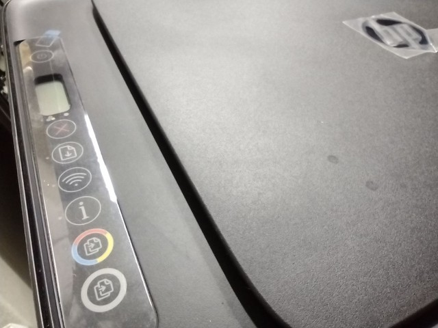 Multifuncional Hp Advantage 2774 Jato de Tinta Colorido Wifi - Foto 2