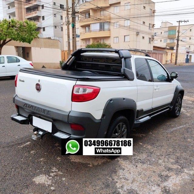 Strada Adventure Cabine Dupla (CD) 2018 Uberlândia MG - Foto 9