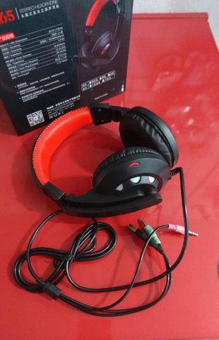 Headset Gamer Misde PS4, PC - Foto 2