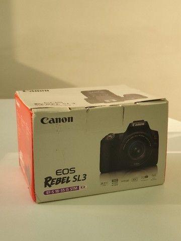Canon Eos Rebel Sl3 Kit 18-55Mm Stm - 24.1 Mp - Foto 6