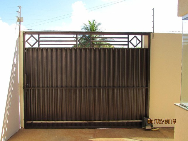 Casa para aluguel, 2 quartos, 1 suíte, 1 vaga, Santos Dumont - Três Lagoas/MS - Foto 2