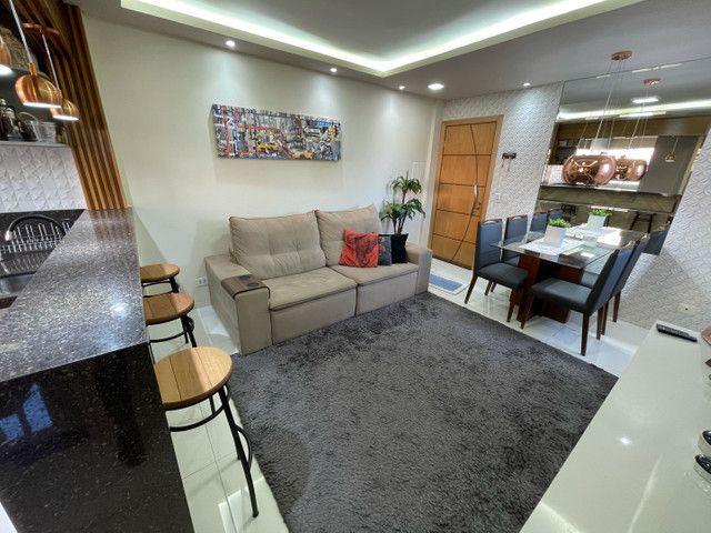 Vendo Apartamento Mobiliado (pronto p morar)  - Foto 2