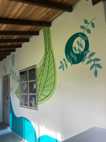 Pintura em parede