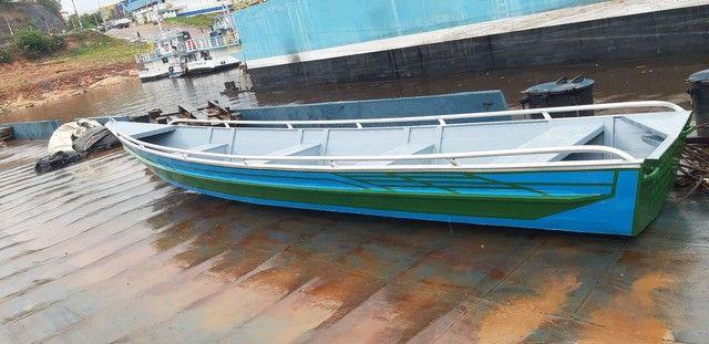 Canoas em alumínio naval  - Foto 14
