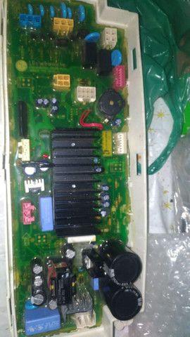 Placas LG Qualquer Modelo para Máquina Lava&Seca - Foto 3