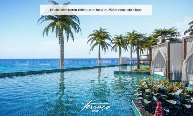 AP na Orla 14, Praia da Graciosa - 94,30 m² - 3 quartos - Ed. Terraço Urban - Foto 2