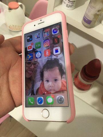 Iphone 6s 128gb e 6s Rose 64gb - Foto 4