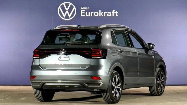 Pronta entrega VW T-Cross Highline 250TSI  21/22 Zero km - Foto 7