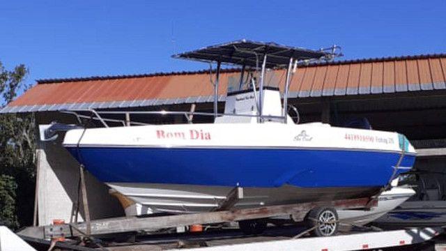 Sea Crest 215 Ano 2014 x1 Mercury 150 HP ñ Fishing Victor  - Foto 5