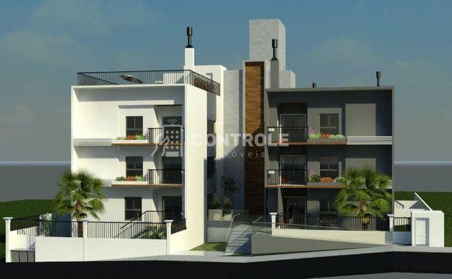 ( K) Terrenos c/ Projeto Aprovado pela Prefeitura e Alvará para Edifício em Canasvieiras - Foto 4