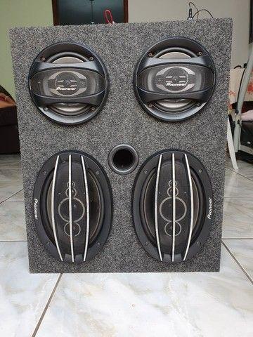 Caixa de som residêncial - Foto 2