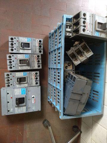 Disjuntor de caixa moldada Siemens - Foto 2