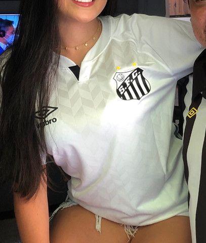 Vendo camisa Santos original 2021