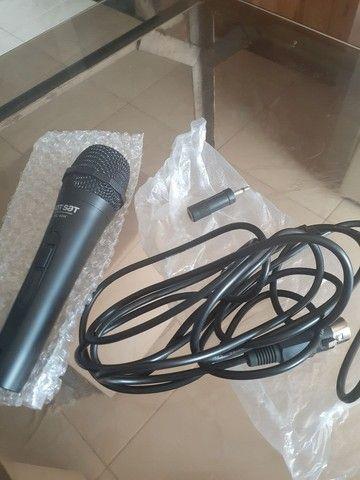 Microfone com fio  - Foto 2