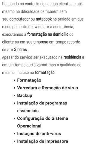 FORMAÇÃO À DOMICÍLIO - Foto 3