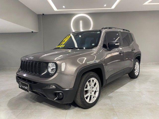 Jeep Renegade Sport 2019 Automático Único dono !! - Foto 4