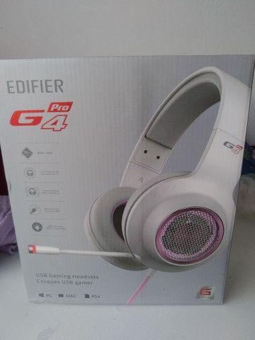 Headset Gamer Edifier 7.1 USB