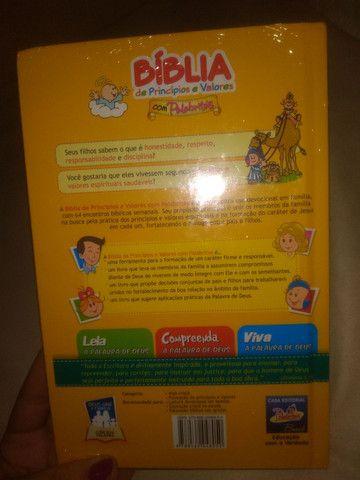 Bíblia infantil - Foto 2