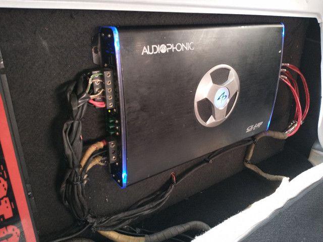 Módulo audiphonic 5.1 P