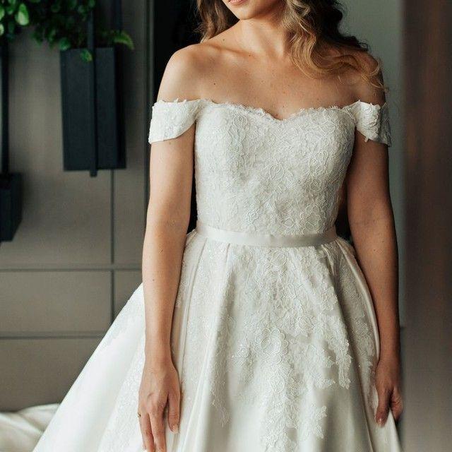 Vestido de noiva - marca espanhola Pronovias! - Foto 2