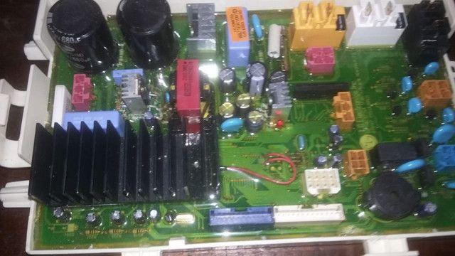 Placas LG Qualquer Modelo para Máquina Lava&Seca - Foto 4
