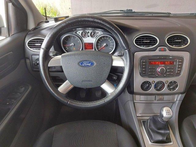 Ford Focus Hatch GLX 1.6 16v 2013 Emplacado e Revisado - Foto 8
