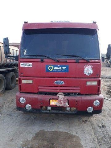 Caçamba Ford Cargo 2422 - Foto 2