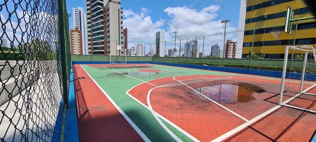 Excelente Apartamento Andar Alto com 3 suítes 141 m2 Lagoa Nova  - Foto 9