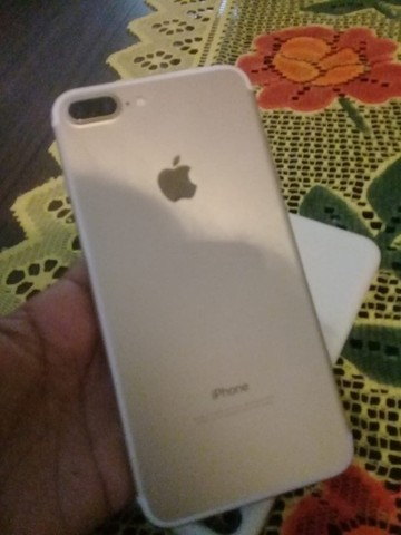 iPhone 7 Plus Dourado de 128 GB - Foto 2