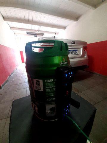 Caixa som Heineken com bluetooth $$$499 reais  - Foto 5
