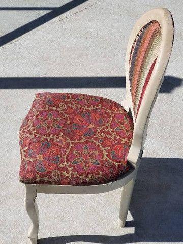 Cadeira Medalhão Antiquário - Foto 3