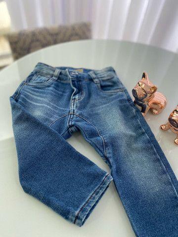 Vendo calça jeans tamanho 1