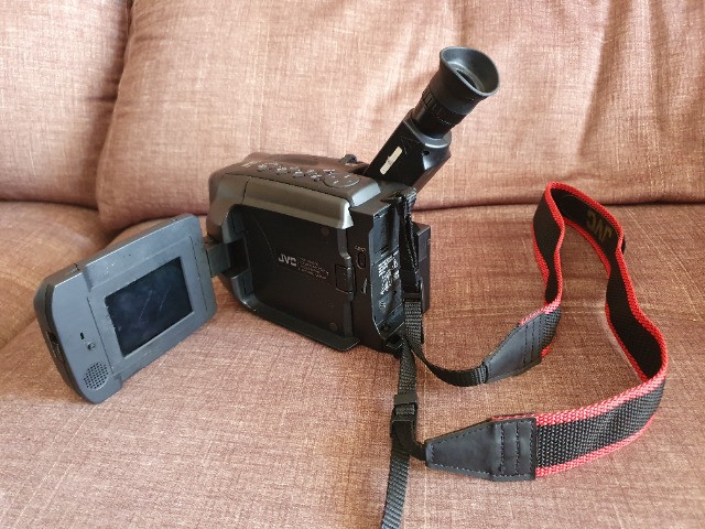 Filmadora JVC - Foto 3