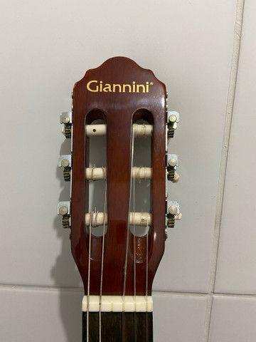 Violão de estudo Giannini GWNX6 N  - Foto 4