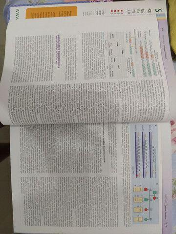 Vende-se livro de Patologia ( bases patológicas das doenças ) - Foto 3