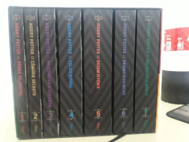 Box livros Harry Potter 20 anos - Foto 4