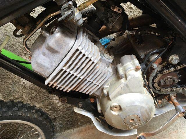Vendo xlx com motor de titan 150 - Foto 4