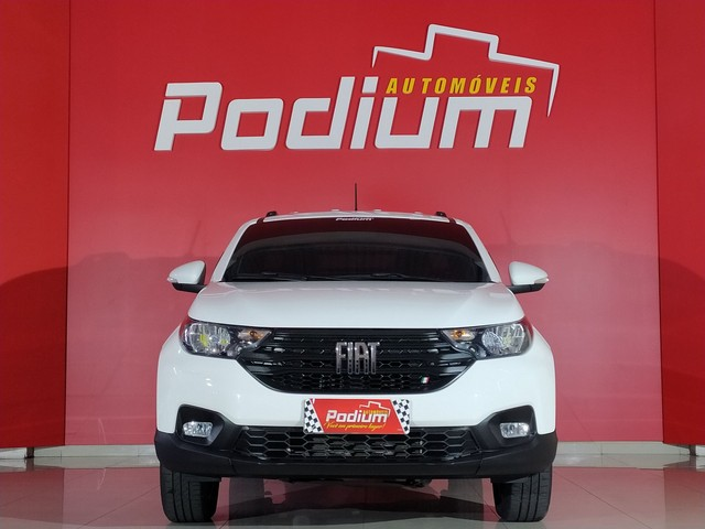 FIAT Strada Freedom 1.3 Flex 8V  CS Plus - Foto 2