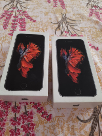 Iphone 6s 128gb e 6s Rose 64gb - Foto 5