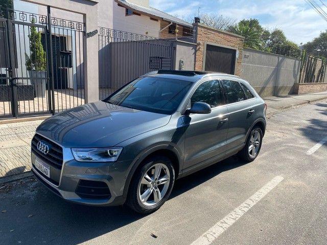 Audi Q3 prestigie plus 2019 com teto  - Foto 12