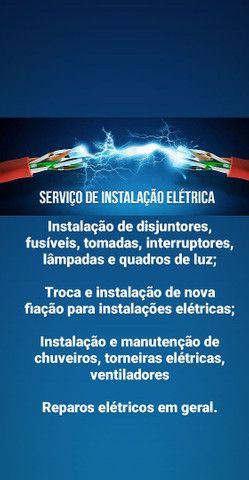 ?Esta procurando por um eletricista que tenha qualidade, rapidez e valor acessível?? - Foto 3