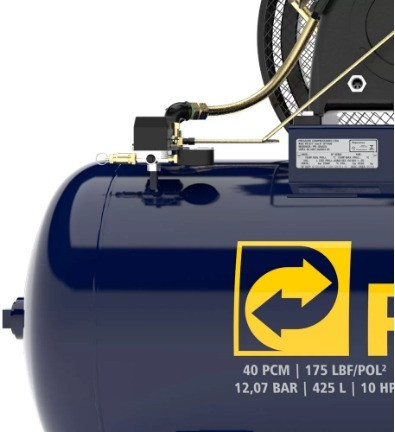 Compressor de Ar 40 Pes - Foto 4