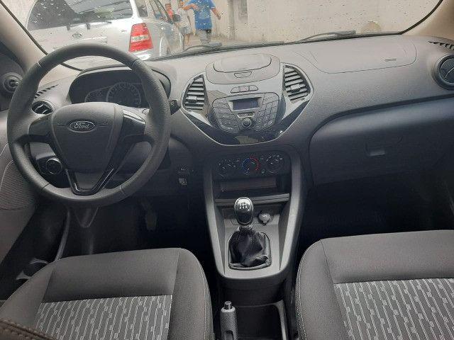 Ford Ka Sedan 1.5 Flex C/Entrada+48x890 Fixas - Foto 6
