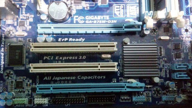 CPU 1155 8gb ram - Foto 3