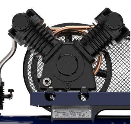 Compressor de Ar Gasolina 15 Pés - Foto 3