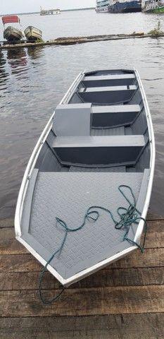 Canoas em alumínio naval  - Foto 13