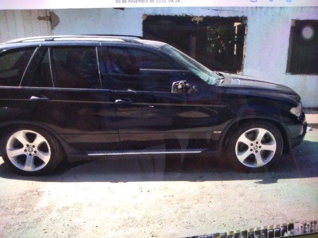 BMW X5 , cor preta